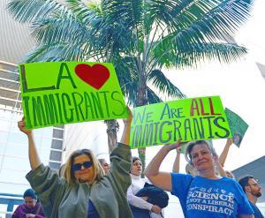 California Senate approves 'sanctuary state' bill