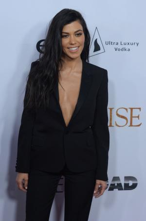 Kourtney Kardashian shares nude birthday suit photo