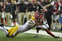 Atlanta Falcons sign Taylor Gabriel to one-year pact