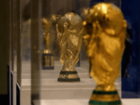 FIFA World Cup trophy soccer (Paolo Bruno / Getty)