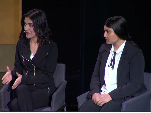 Yazidi Activist: Islamic State Cut Open My Friend, Raped Her Baby, Then Raped Her