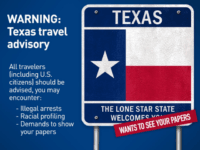 ACLU Travel Warning for Texas