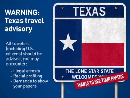 ACLU Travel Warning for Texas