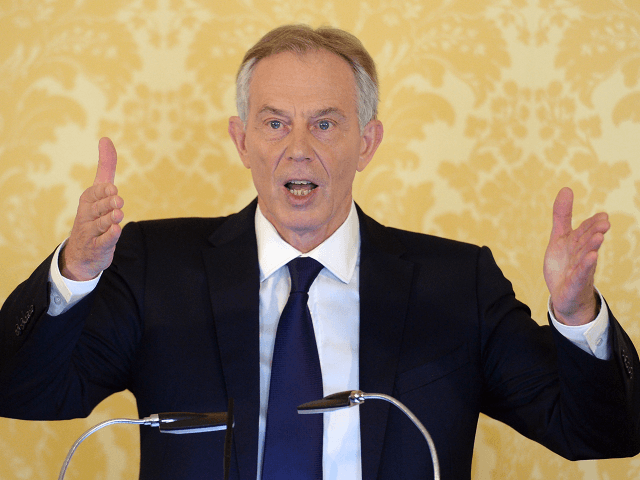 Blair Macron Win In French Presidentials Would Be Great Global Victory Linkis Com