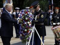 Memorial Day: Donald Trump Honors Fallen Soldiers at Arlington National Cemetery