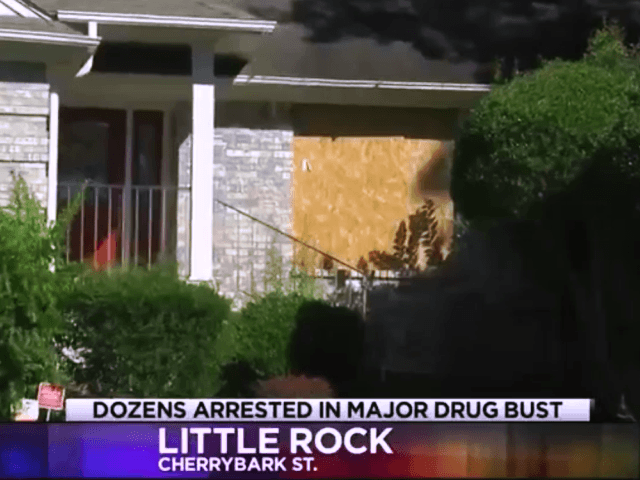 Arkansas Raid Lands 52 Suspected Drug Traffickers in Jail