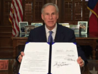 Abbott Signs Sanctuary City Law