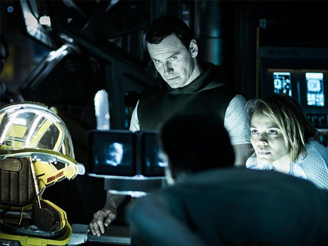 `Alien: Covenant' edges `Guardians' at weekend box office
