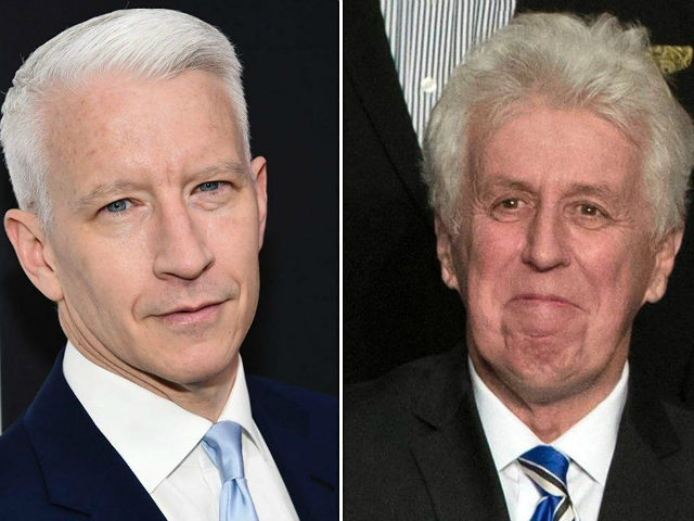 "CNN anchor Anderson Cooper says he regrets making a ""crude"" and ""unprofessional"" remark about President Donald Trump directed at Jeffrey Lord live on-air Friday during a segment on AC360."