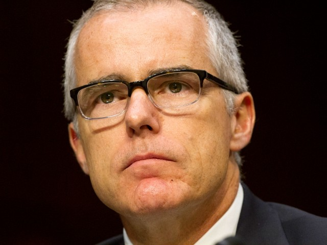 McCabe: 'It's Possible' Trump Could Be a Russian Asset