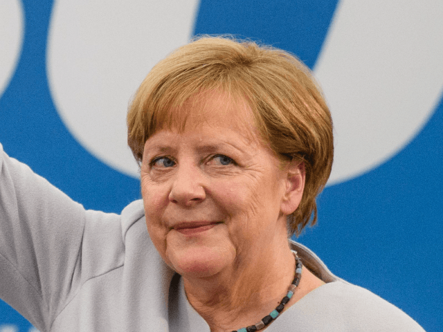 Poll: Lead for Angela Merkel's Party Widens Ahead of September Election
