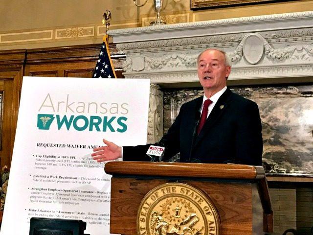 Arkansas Works Andrew DeMillo AP