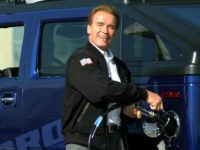 Schwarzenegger: You Can Have Four Hummers and Still Save the Planet