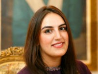 Bakhtawar Bhutto, the daughter of the first and only female prime minister of Muslim-majority Pakistan