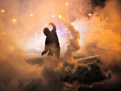 Baltimore riot AP