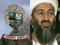 Bin Laden Cambridge
