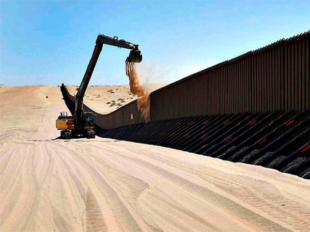 Border Wall J. MooreGetty