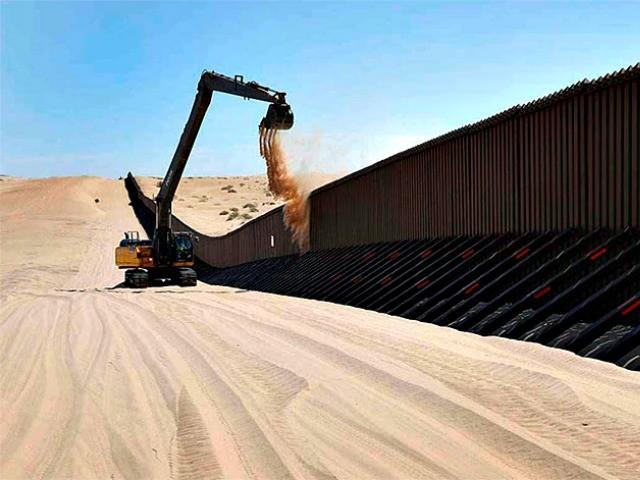 Dhs Arizona Proves Border Walls Work