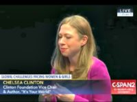 Chelsea Clinton: Child Marriage and Climate Change are 'Interconnected'