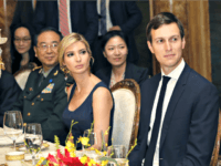 Chinese, Jared, Ivanka