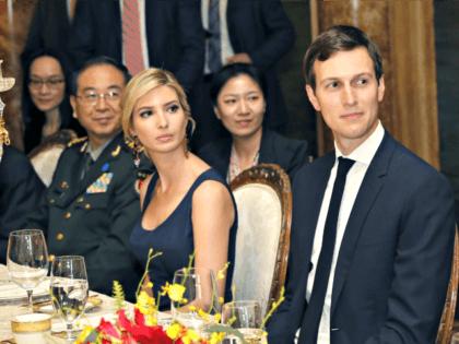 Chinese, Jared, Ivanka