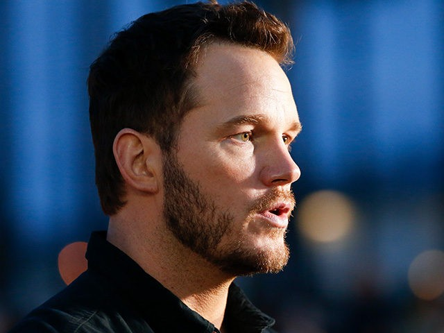 SAN DIEGO, CA - DECEMBER 12: Actor Chris Pratt at Marine Corps Air Station Miramar on December 12, 2016 in San Diego, California. (Photo by Rich Polk/Getty Images for Sony Pictures Entertainment)