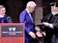 Clinton College Speech CBSNews