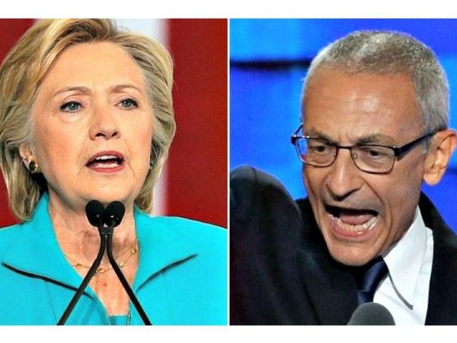 Clinton, Podesta APReuters