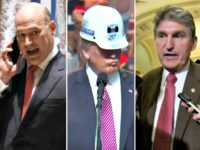 Exclusive — Sen. Joe Manchin: We Need to 'Educate' Gary Cohn 'A Little Bit Better' on Crucial Role of Coal