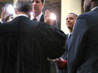 Comey Swearing in, Obama Alex WongGetty