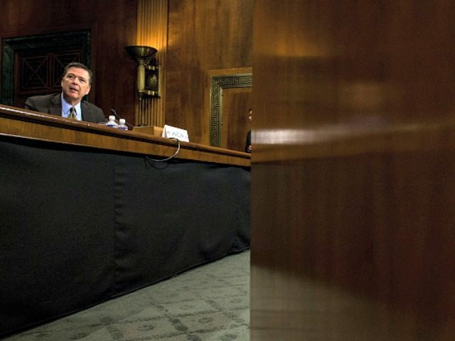 Comey Testifies Zach GibsonGetty