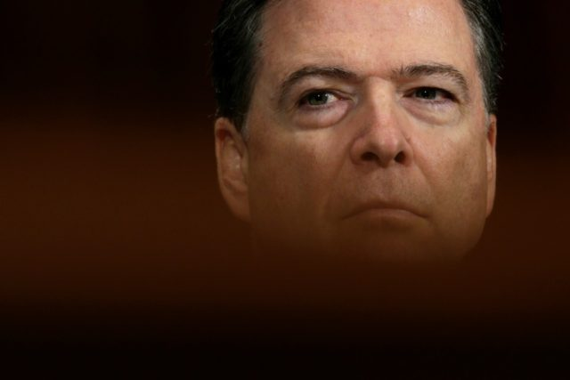 Comey to Testify in Open Session on Russia Investigation