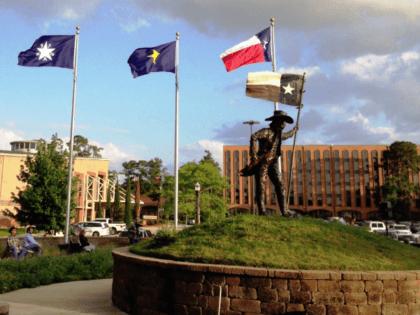 Conroe Texas Flag Park - Facebook