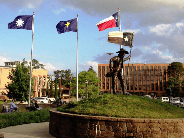 Conroe Texas Flag Park - Facebook
