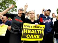 Don' Take My Health Care Kevin Lamarque Reuters