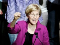 Warren denounced the influence of money in politics and the trend toward corporate consolidation in a passionate speech at a Center for American Progress conference.