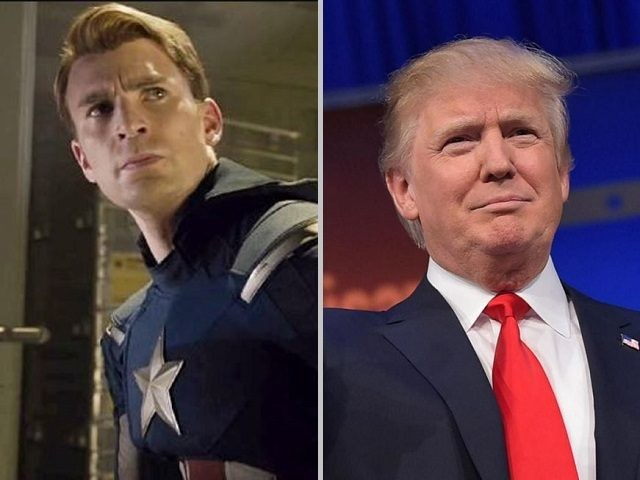 Marvel Abandons Fan Base: Un-American 'Captain America' on 24/7 Anti-Trump Rant