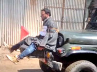 Indian Military Awards Soldier Who Allegedly Tied Civilian to Car as Human Shield in Kashmir