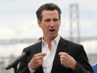Gavin Newsom Getty