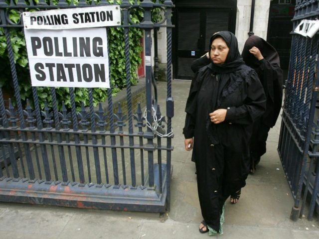 Muslims Voting