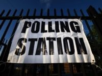 British Voters Go To The Polls In The Local Council Elections