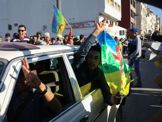 Thousands rally in Morocco for release of protest leader