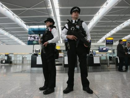 UK police airport
