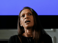 Gina Miller Targeted Young Women with Ads Showing Farage as Vampire