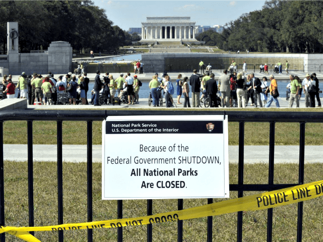 Government Shutdown AP