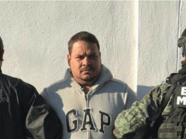 Gulf Cartel boss Hamburguesa