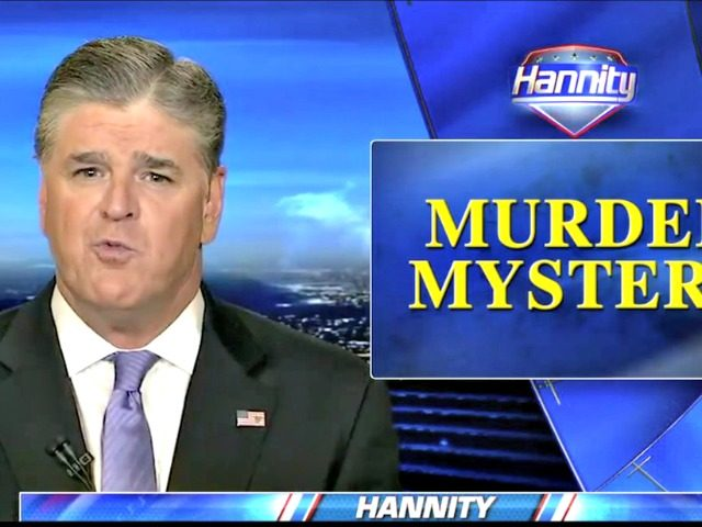 Hannity backs off story about slain DNC staffer
