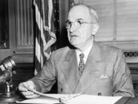 Harry Truman (AFP/AFP/Getty)
