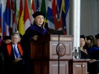 Hillary Clinton to Wellesley Grads: 'Cheer Up'; Trump Could Be Impeached