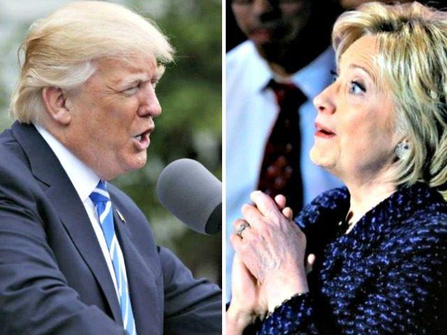 Hillary Prays AP-Trump Profile Evan VucciAP